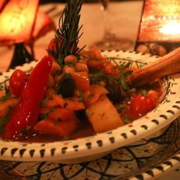 Photo 21 - La Rose des Sables - Couscous & Tajine Restaurant RestoMontreal
