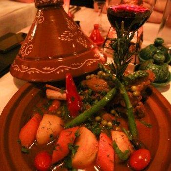 Photo 2 - La Rose des Sables - Couscous & Tajine Restaurant RestoMontreal