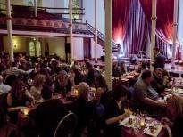 Restaurant Le Balcon Cabaret Music-Hall