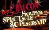 Le Balcon Cabaret Music-Hall restaurant