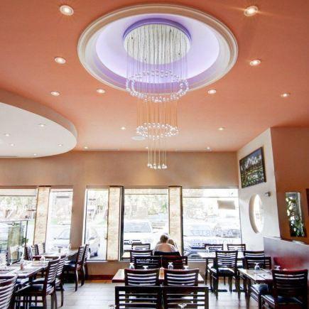 Le Château D'Asie Restaurant RestoMontreal