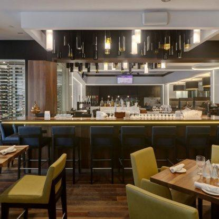 Le Kube Restaurant RestoMontreal