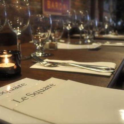 Le Square Restaurant Photo