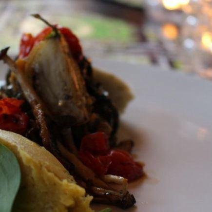 Le Virunga Restaurant Photo