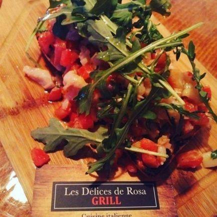 Les Délices de Rosa GRILL Restaurant Photo