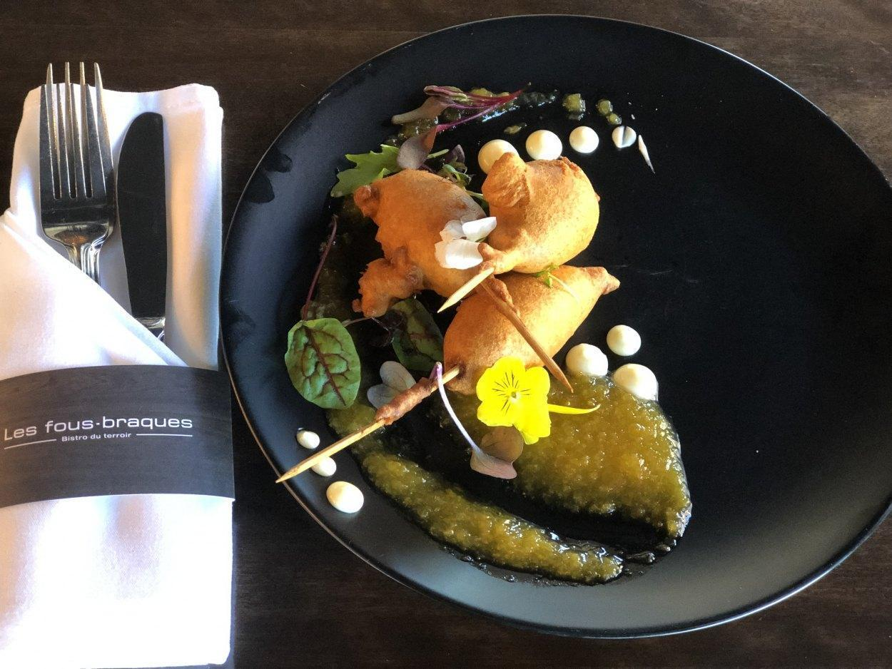 Les Fous-Braques - Mascouche, Lanaudiere (North Shore) - Bistro Cuisine Restaurant