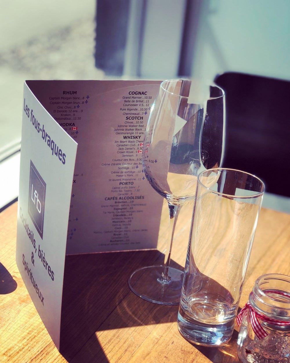 Les Fous-Braques - Restaurant Cuisine Bistro Mascouche, Lanaudière (Rive-Nord)