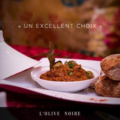 L'Olive Noire Restaurant Photo