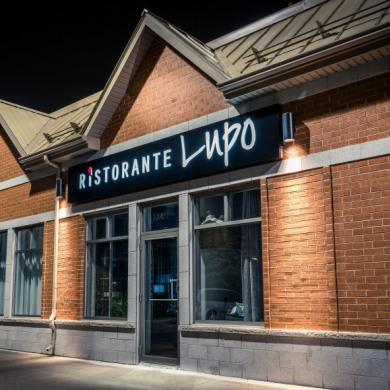 Lupo Ristorante Restaurant Photo