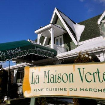 Photo 1 - La Maison Verte Restaurant RestoMontreal