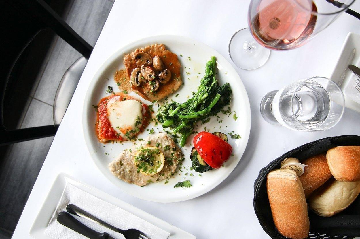 Mammina - Restaurant Cuisine Italienne Montréal-Nord, Montréal