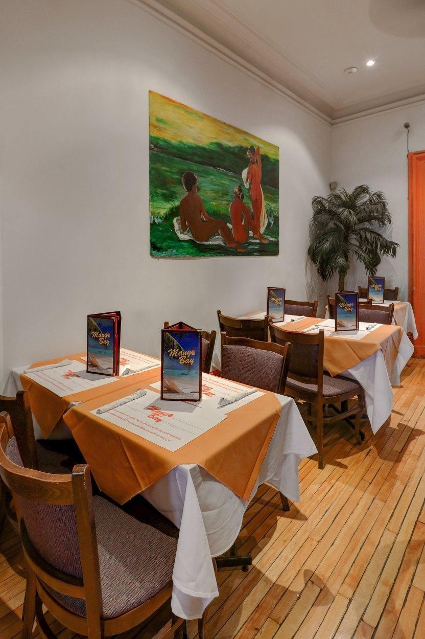Mango Bay - Restaurant Cuisine Caribéenne Centre-ville, Montréal
