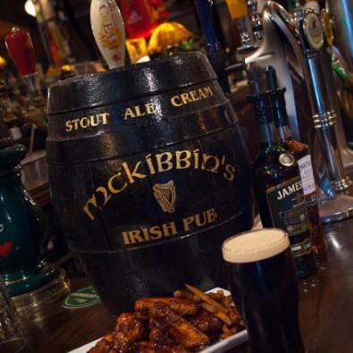 McKibbins Irish Pub Restaurant