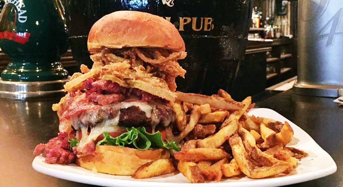 Mckibbins irish pub restaurant pointe claire ouest de l - Cuisine moleculaire montreal ...
