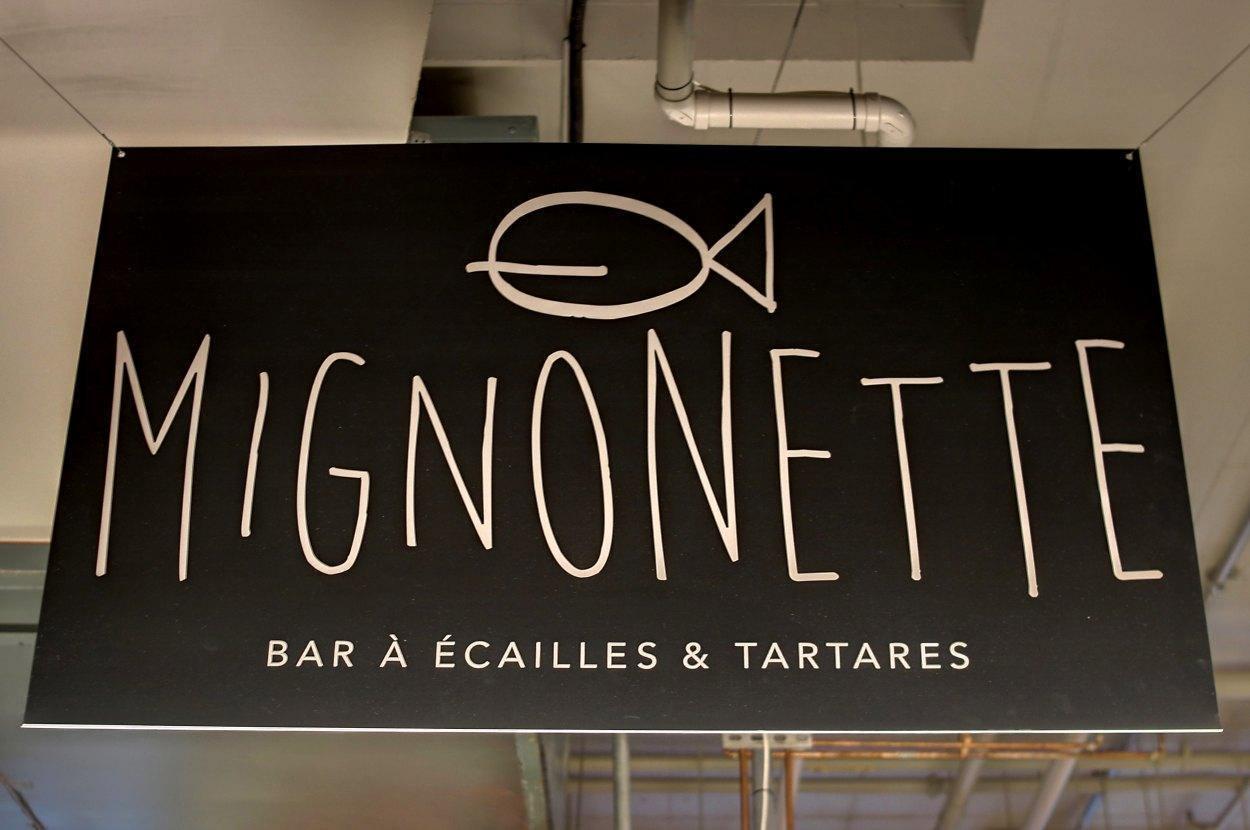 Mignonette - Restaurant Cuisine Marché Quartier des Spectacles, Montréal