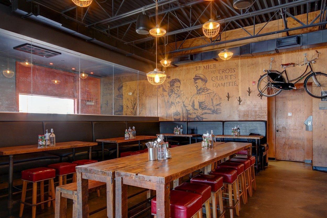 Mile Public House - Brossard, South Shore (Montreal) - Pub Food Cuisine Restaurant