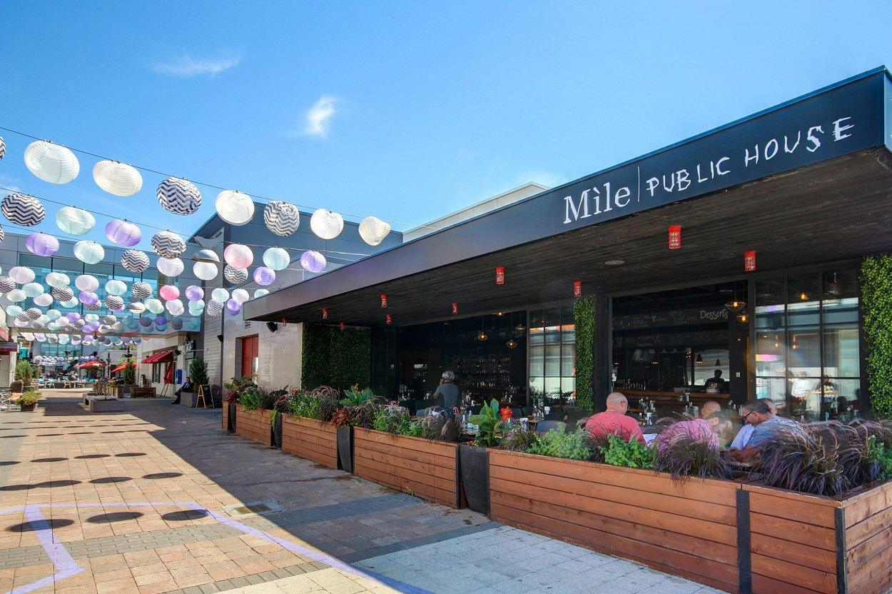 Mile Public House - Brossard, South Shore (Montreal) - Pub Food Cuisine Restaurant