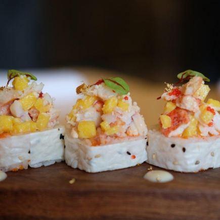 Niji Sushi Bar Restaurant RestoMontreal