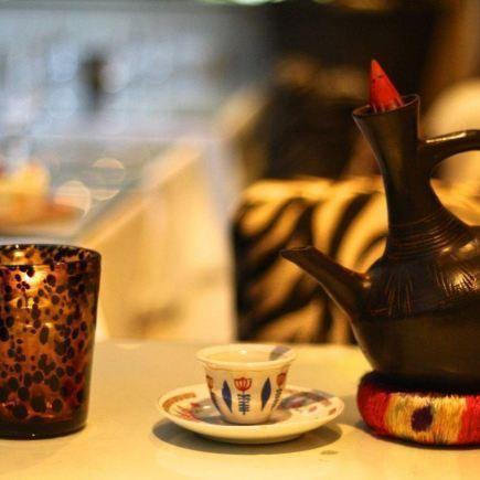 Le Nil Bleu Restaurant Photo