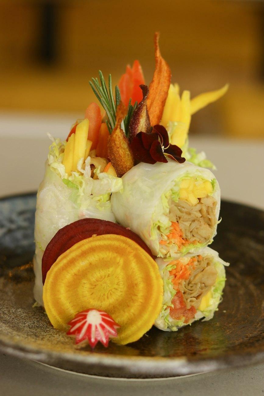 Ohana Sushi Vegan - Restaurant Cuisine Sushi Le Plateau-Mont-Royal, Montréal