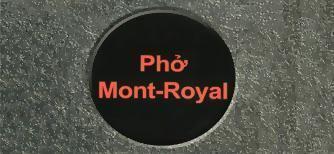 Pho Mont-Royal