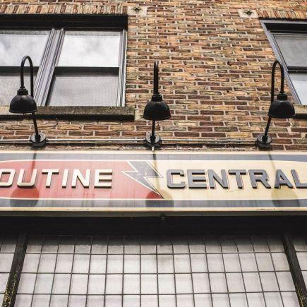 Poutine Centrale Restaurant RestoMontreal