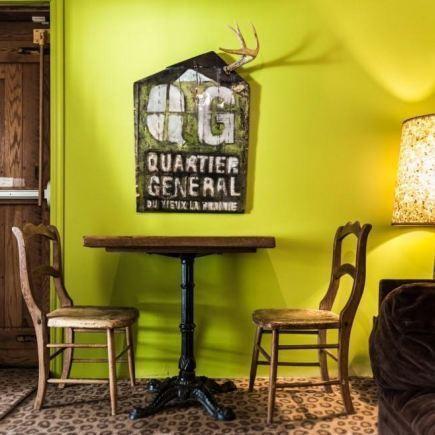 Quartier Général du Vieux La Prairie Restaurant RestoMontreal