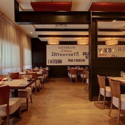 Restaurant Fellini Restaurant RestoMontreal