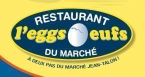 Restaurant l'Eggs Oeufs du marché