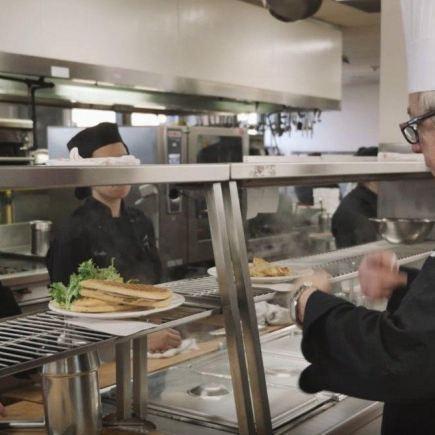 Resto École Côté-Jardin Restaurant RestoMontreal