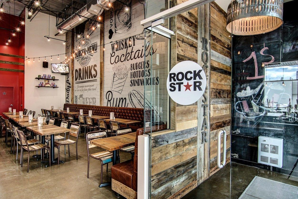 Rockstar Burger Bar - Mascouche, Lanaudiere (North Shore) - Burgers Cuisine Restaurant
