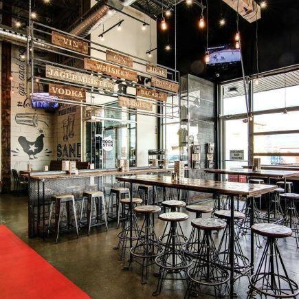 Rockstar Burger Bar Restaurant RestoMontreal
