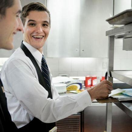 Resto-école La Relève gourmande Restaurant RestoMontreal