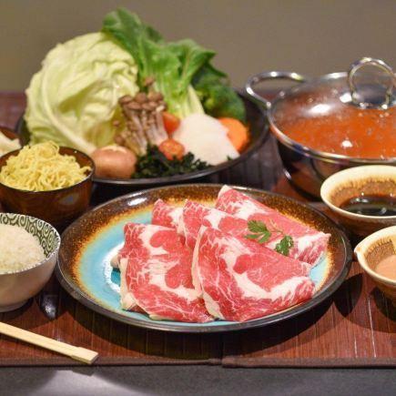 Shabu Shabu Kagayaki Restaurant RestoMontreal