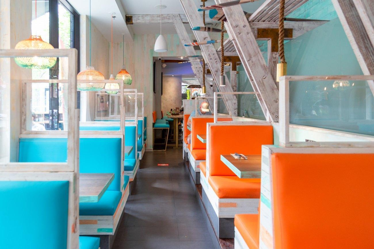 Shack Attakk Brunchs & Burgers! - Restaurant Cuisine Déjeuner Rosemont-La Petite-Patrie, Montréal