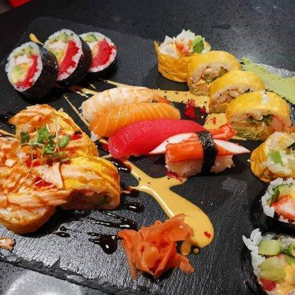 Sogou Resto-bar Asiatique et Sushi Restaurant RestoMontreal