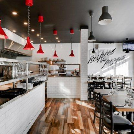 Station Pizza Moderne Restaurant RestoMontreal