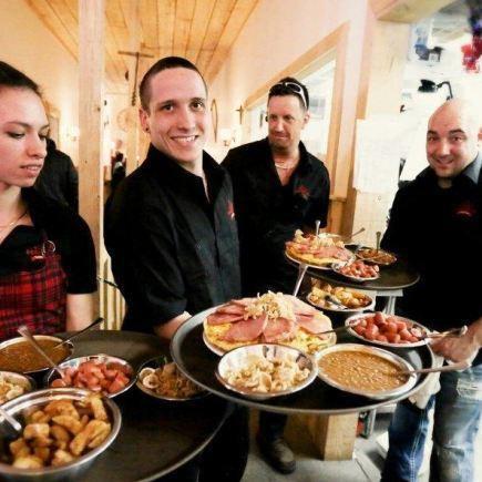 Sucrerie Bonaventure Restaurant RestoMontreal