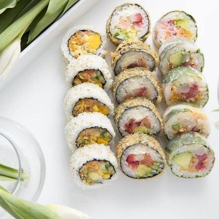 Sushi Taxi Restaurant RestoMontreal