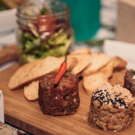 TABOO Cuisine Rebelle Restaurant RestoMontreal