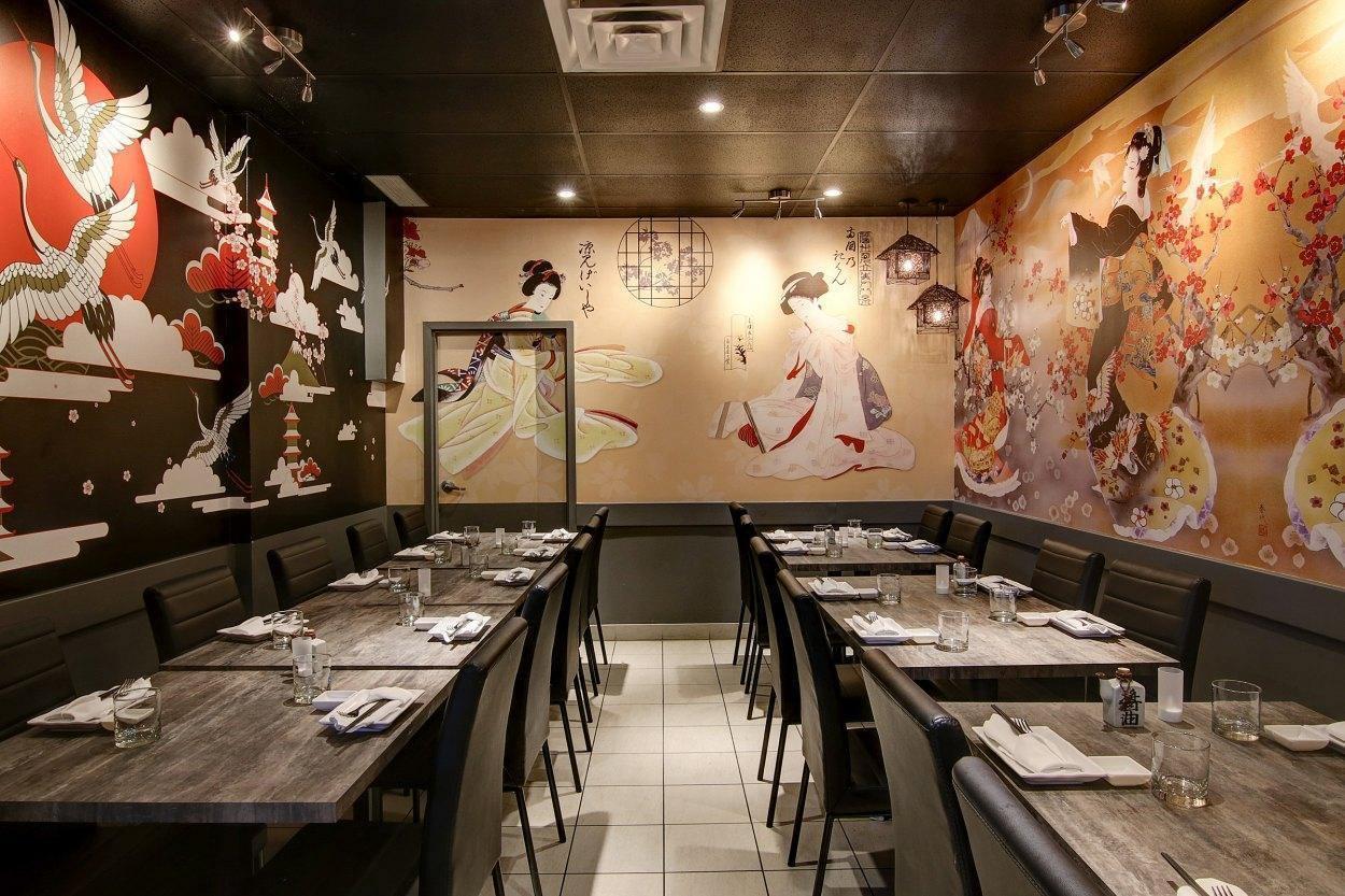 Restaurant Taiyo Sushi - Sushi Restaurant Longueuil & Montreal