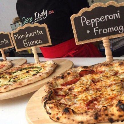 Taste Italy - Pizzaioli Traiteur Catering Restaurant RestoMontreal