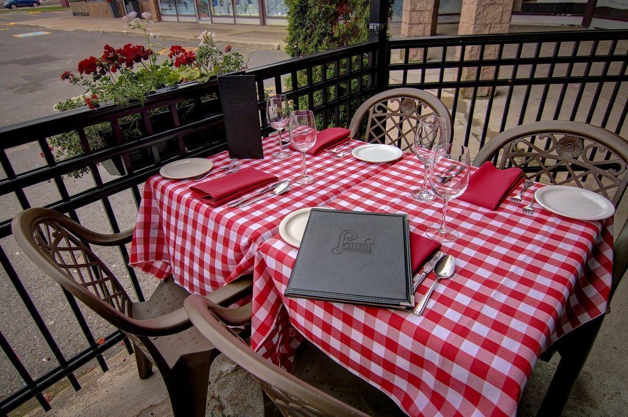 Trattoria Lanni - Restaurant Cuisine Italienne Vaudreuil-Dorion, Ouest-de-l'Île (Montréal)