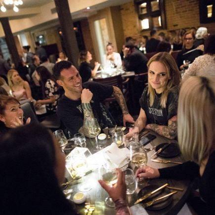 Verses Bistro Restaurant RestoMontreal