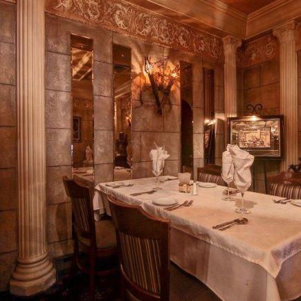Villa D'Este - St-Jérôme Restaurant RestoMontreal