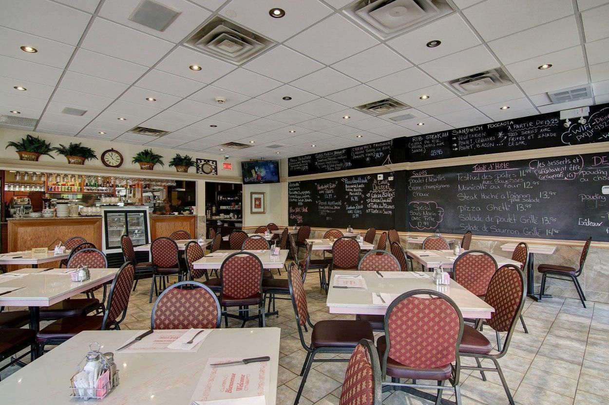 Vincent Ristorante & Pasteria - Restaurant Cuisine Pizza Anjou-St-Léonard, Montréal
