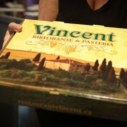 Vincent Ristorante & Pasteria Restaurant RestoMontreal