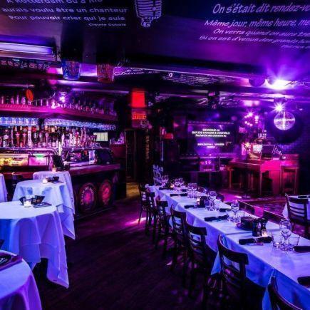 Zoé Fondues Karaoké & Cocktails Restaurant RestoMontreal
